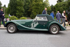 Morgan sports car Stock Photography