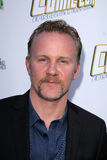 morgan spurlock royaltyfria foton