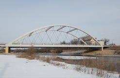 Morgan Street Bridge Stock Images