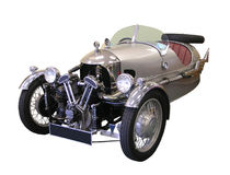 Morgan Supersport Bettleback 1933 Stock Photo
