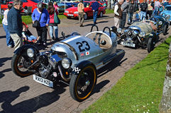 Morgan Three Wheeler Lizenzfreie Stockbilder