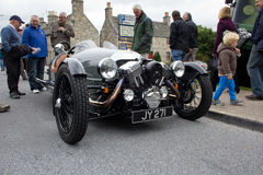 Morgan 3 wheeler Stock Image
