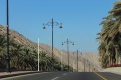 Morgen bei Muscat Stockfotografie