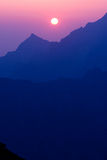 Morgen in hohem Tatras, Slowakei Lizenzfreie Stockfotografie