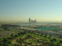 Morgen ist in Dubai Lizenzfreie Stockbilder
