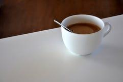 Morgen-Kaffee Lizenzfreie Stockbilder