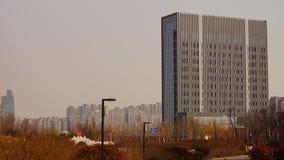 Morgen nahe dem chinesisches Wohnbereich parkï ¼ ˆsping ï ¼ ‰ Lizenzfreie Stockfotografie