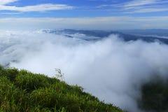 Morgen-Nebel Lizenzfreie Stockbilder