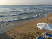Morgen-Strand Stockbilder