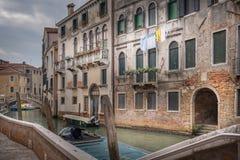 Morgen in Venedig lizenzfreies stockbild