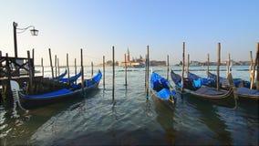 Morgen in Venedig stock footage