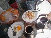 Morgenfrühstück Stockbilder