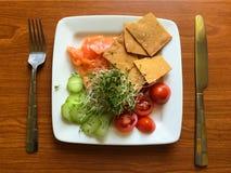 Morgenfrühstück Lizenzfreies Stockbild