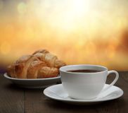 Morgenfrühstück Stockbild