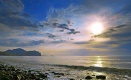 Morgenhimmel Stockbilder