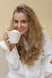 Morgenkaffee Stockfotos