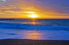 Morgensonne lizenzfreies stockbild