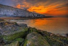 Morgensonne Stockbild