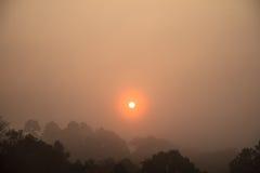 Morgensonne Lizenzfreie Stockfotografie