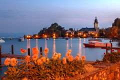 Morges, Switzerland Stock Photography