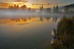 Morgon Fotografering för Bildbyråer