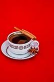 morgon för kaffekopp Royaltyfria Foton