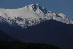 Morgon i bergen Royaltyfri Foto