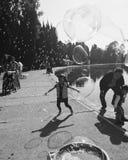 Morgon på chapultepec fotografering för bildbyråer