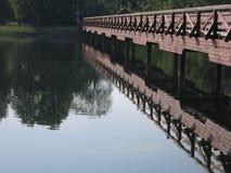 Morgon på laken Royaltyfri Fotografi