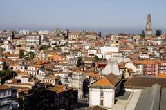 Morgon Porto Portugal Arkivbild