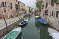 Morgon Venedig Royaltyfri Foto