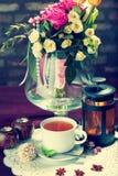Morgonfrukost Royaltyfria Foton