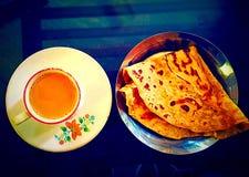 Morgonfrukost Royaltyfri Bild