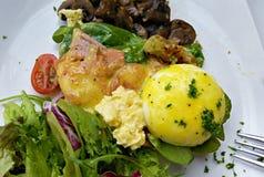 Morgonfrukost Royaltyfria Bilder
