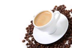 Morgonkaffe Fotografering för Bildbyråer