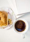 Morgonkaffe Royaltyfria Bilder