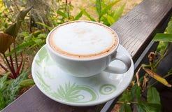 Morgonkaffekopp Royaltyfria Bilder