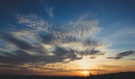 Morgonkontorssikt Fotografering för Bildbyråer