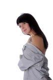 morgonkvinna Arkivfoto
