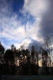 Morgonljuset Arkivfoto