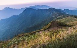 Morgonplats av den Phu Chifa Royaltyfria Bilder