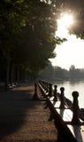 morgonport Fotografering för Bildbyråer