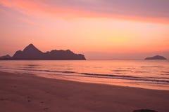 morgonsolljus Fotografering för Bildbyråer