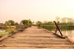 Morgonsoluppgång Lucknow fotografering för bildbyråer