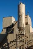 morgonväxt för cement 2 Royaltyfria Bilder