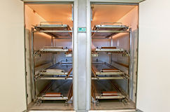 Morgue Stock Images