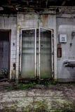 Morgue abandonnée Photographie stock libre de droits