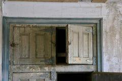 Morgue em Ellis Island Immigrant Hospital imagens de stock