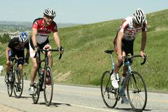 The Morgul-Bismarck Circuit Road Race Stock Photos