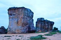 Morhinkhao泰国的Stonehenge 图库摄影